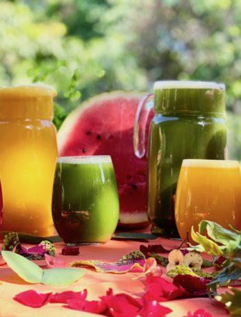 Mix juices